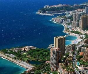 Playa de Ciudad de Monaco