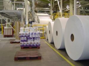 fabrica de papel