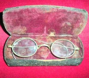 anteojos antiguos