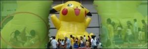 pikachu resbaladero