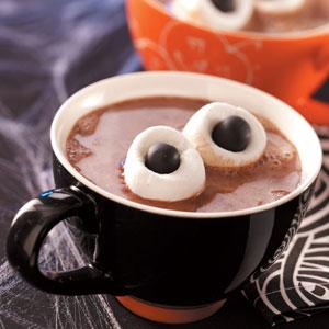 ojos de ogro chocolate