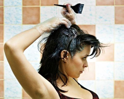 10 pasos para teñir el cabello en casa