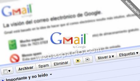 Crear cuenta Gmail en español