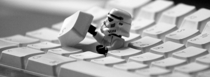 star wars teclado facebook