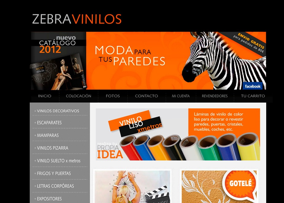 Zebra Vinilos