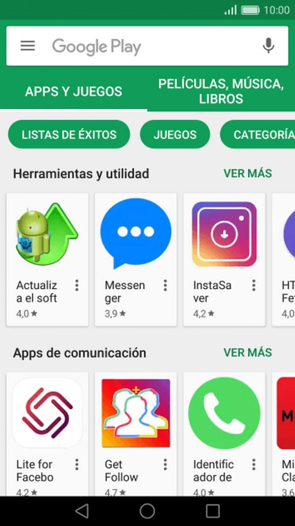 10 razones para preferir Google Play