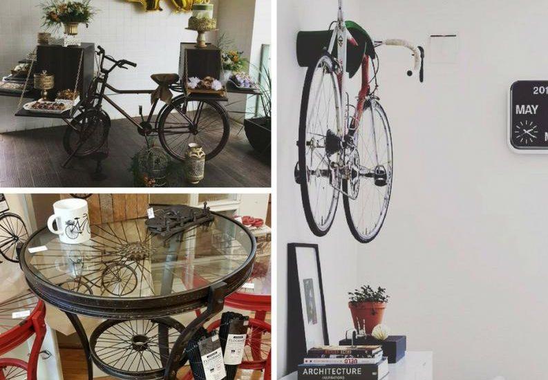Estas son las 10 ideas de decoración con bicicletas más hermosas que verás