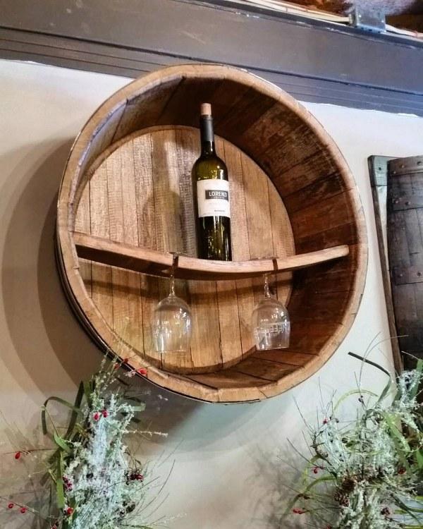 Estas son las 10 maneras de transformar un barril de vino