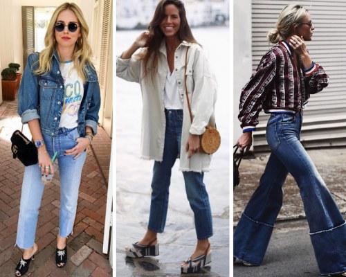 10 looks que te reafirmarán porqué el jean es la prenda preferida por todas