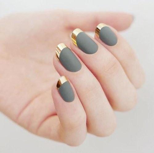 Estas son las 10 maneras más bonitas de llevar tus uñas con tonos mate
